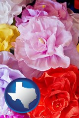 texas artificial flowers