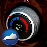 kentucky an automobile air conditioner control knob