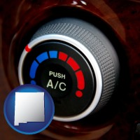 new-mexico an automobile air conditioner control knob