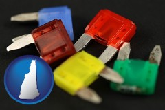 new-hampshire colorful automobile fuses