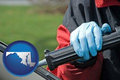 maryland an automobile windshield repair