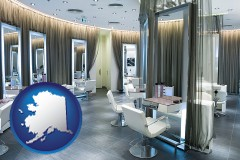 alaska a beauty salon
