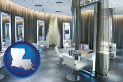 louisiana a beauty salon
