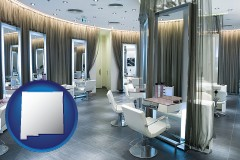 new-mexico a beauty salon