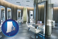 rhode-island a beauty salon