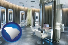 south-carolina a beauty salon