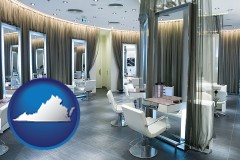 virginia a beauty salon