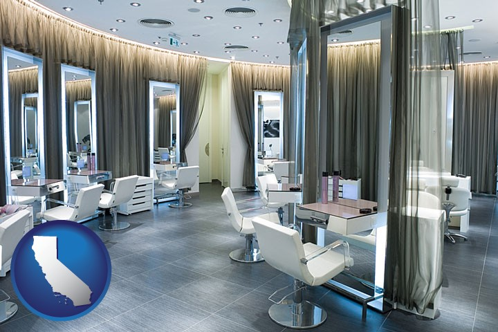 Beauty salon equipment supplies retailers in california for Adazl salon and beauty supply