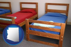 arizona summer camp beds