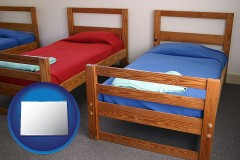 colorado summer camp beds