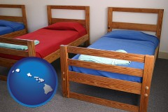 hawaii summer camp beds