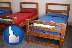 idaho summer camp beds