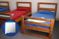 new-mexico summer camp beds