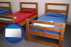 south-dakota summer camp beds