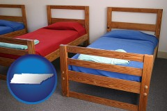 tennessee summer camp beds