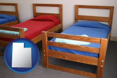 utah summer camp beds