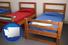 washington summer camp beds