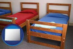 wyoming summer camp beds