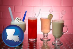 louisiana four beverages