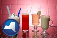 new-york four beverages