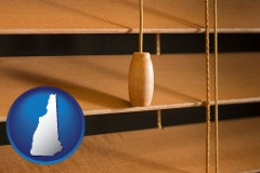 new-hampshire wood blinds