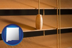new-mexico wood blinds