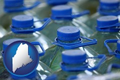 maine bottled water