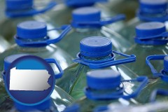pennsylvania bottled water