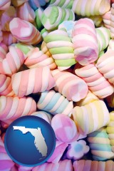 florida colorful candies