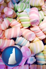 new-hampshire colorful candies