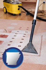arkansas professional carpet cleaning equipment