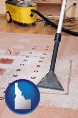 idaho professional carpet cleaning equipment