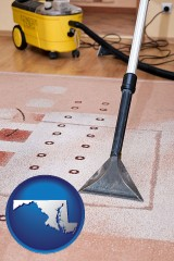 maryland professional carpet cleaning equipment