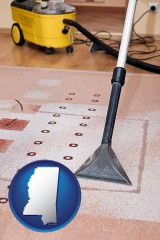 mississippi professional carpet cleaning equipment