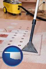 oklahoma professional carpet cleaning equipment