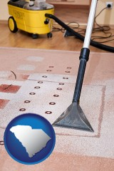 south-carolina professional carpet cleaning equipment