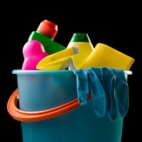 miscellaneous cleaning products