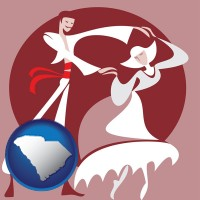 south-carolina folk dance clothing
