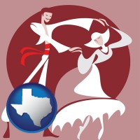 texas folk dance clothing