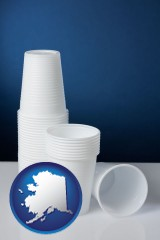alaska disposable cups