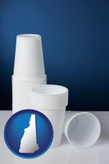 new-hampshire disposable cups