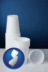 new-jersey disposable cups