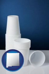 new-mexico disposable cups