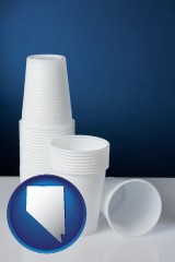 nevada disposable cups