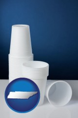 tennessee disposable cups