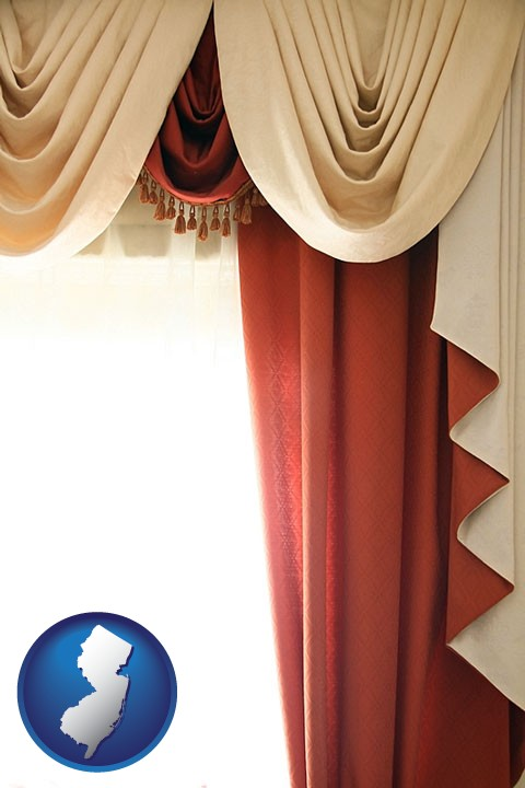 Draperies Curtains Retailers In New Jersey