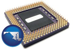 maryland a microprocessor