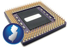 new-jersey a microprocessor