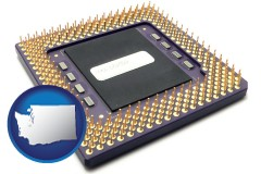 washington a microprocessor