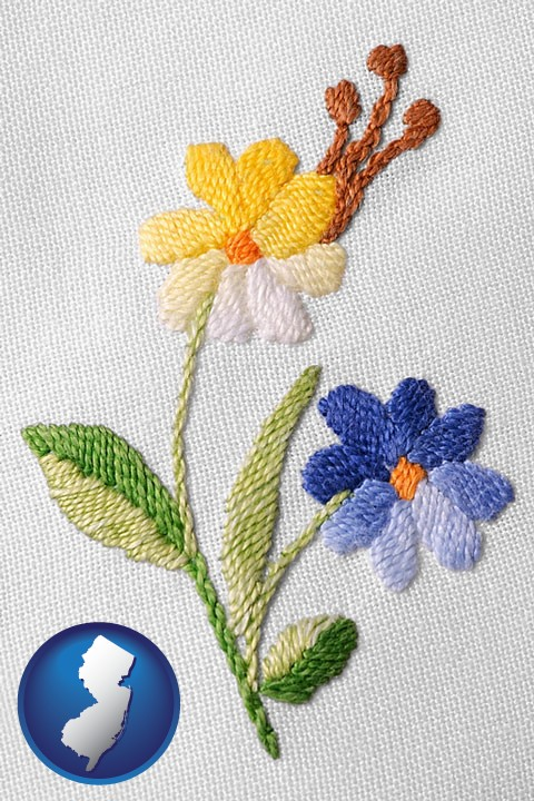 Embroidery Needlework Supplies Retailers In New Jersey